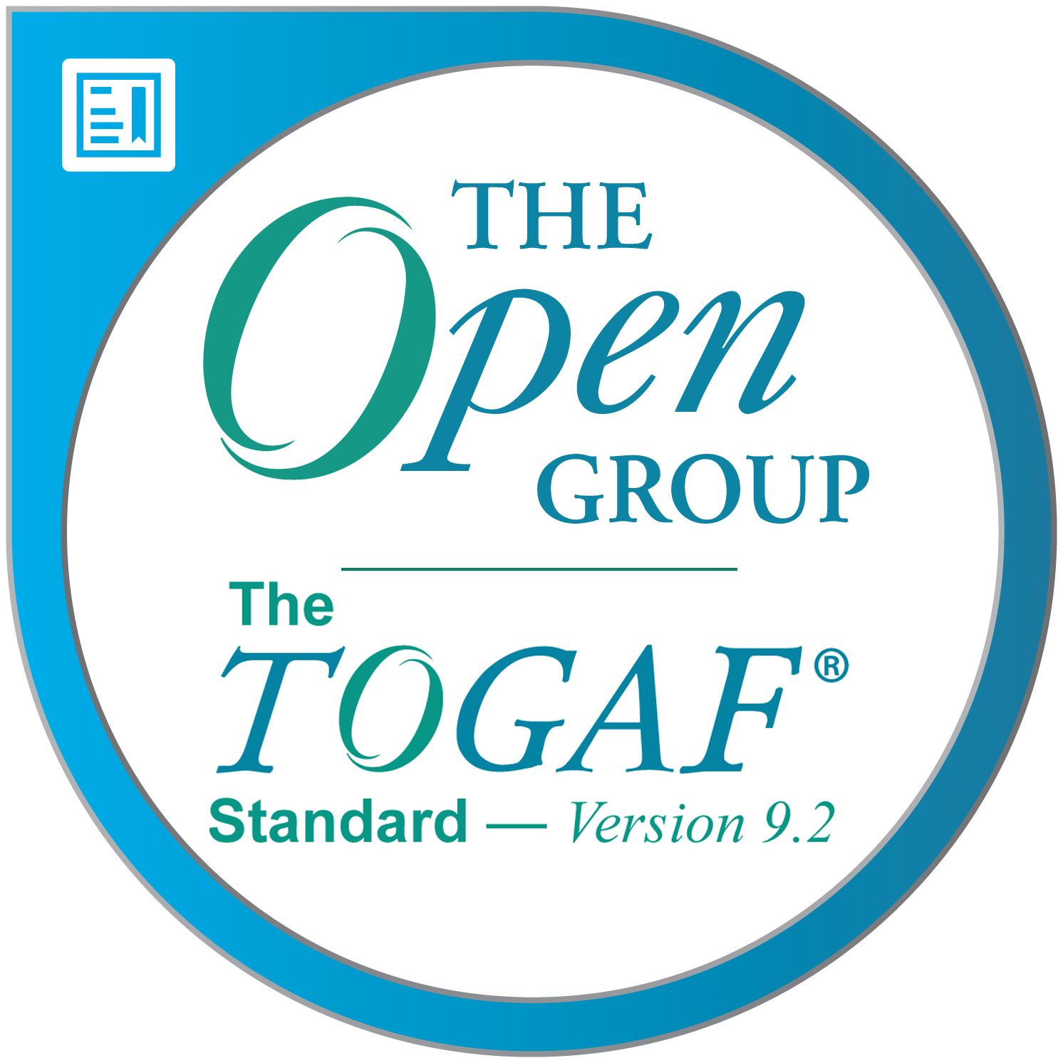 TOGAF® 9.2 badge training certification