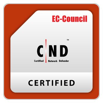 CND Certified Network Defender EC-Council Official Training