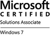 MCSA Windows 7