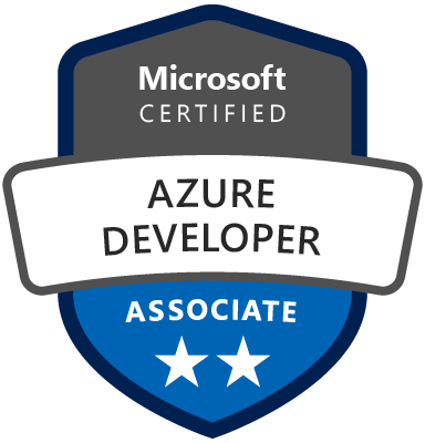 Microsoft Azure Developer Associate - Official Training for Certification